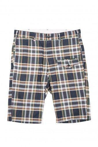Ghurka ENGINEERED GARMENTS Plaid Shorts on shopstyle.com