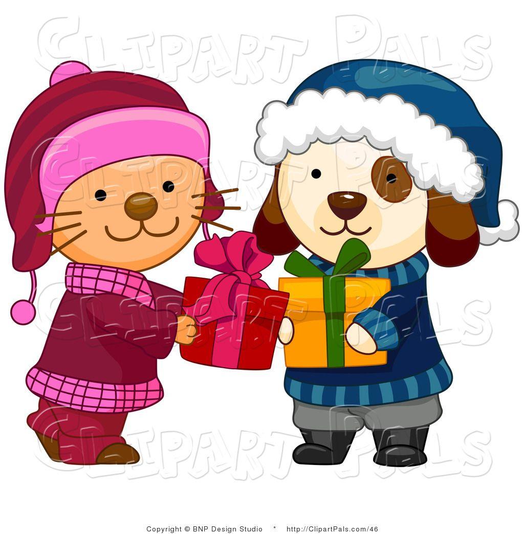 Winter Holiday Clip Art Free