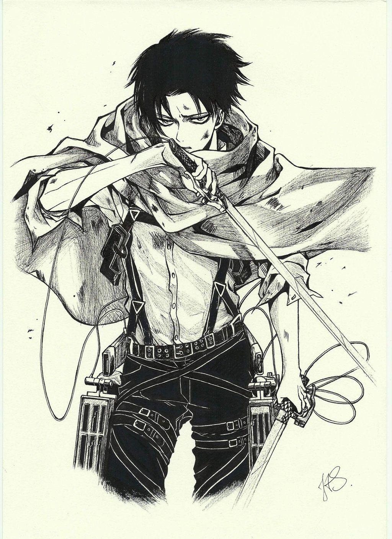 Shingeki No Kyojin Birth Of Levi By Bloomingjas Attack On Titan