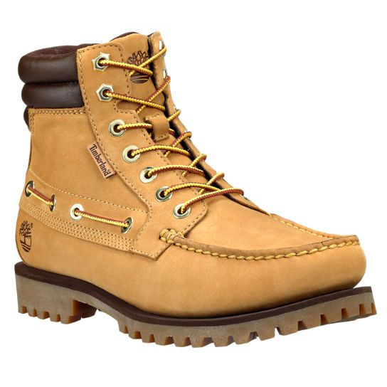 8in Timberland Boots
