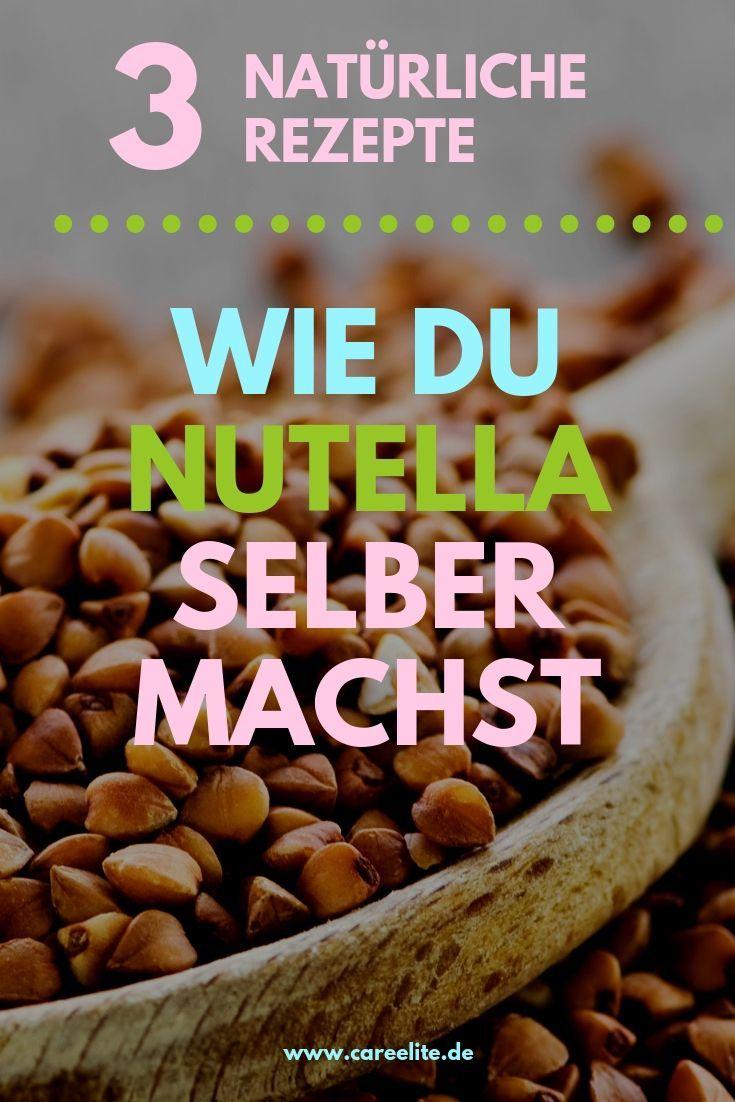 Nutella selber machen - 3 Rezepte & Alternativen | CareElite