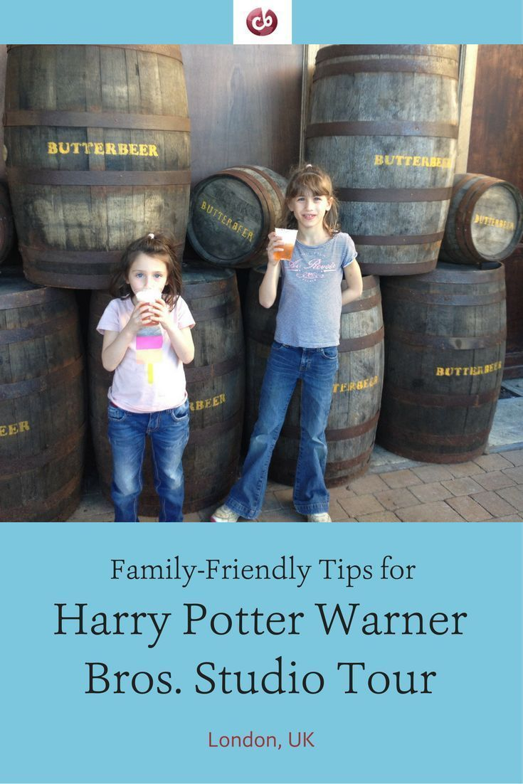 Review of Harry Potter Studio Tour London | London with Kids