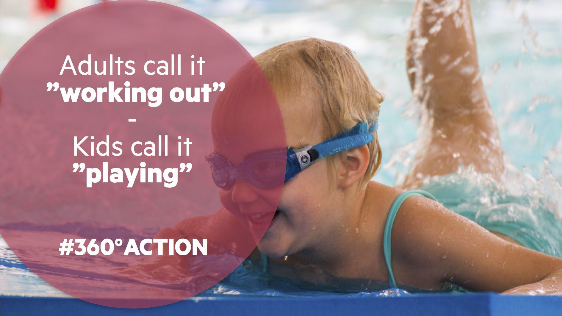 Mitäs tänään leikittäisiin? :)  #vauvauinti #uinti #lapset #liikunta  #360°ACTION  www.erimover.com