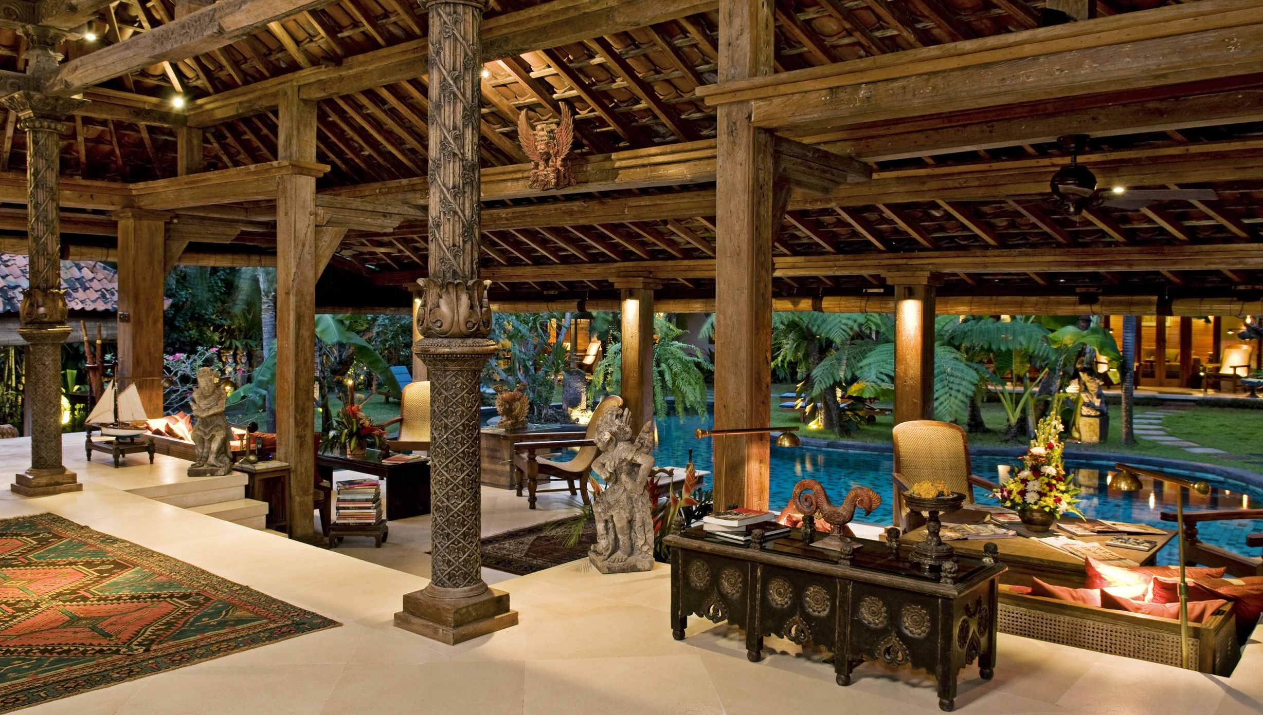 Balinese house designs and floor plans tropical bali style pinterest balinese house and - Balinese home decorating ideas ...