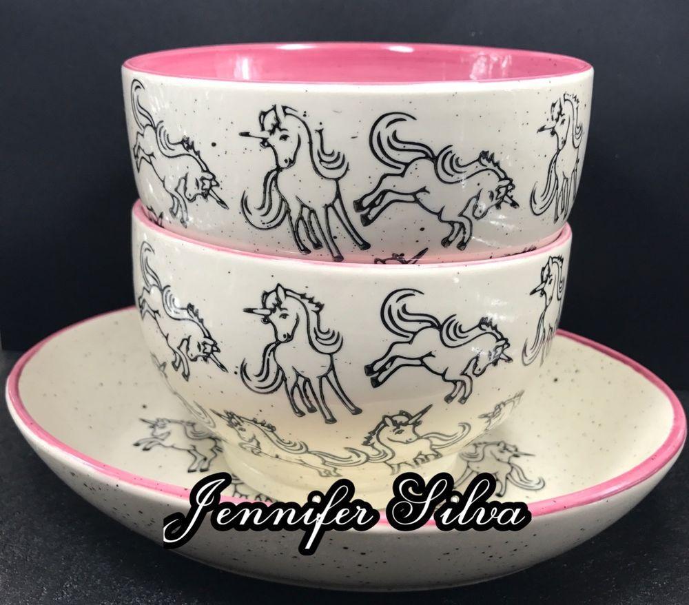 Unicorn Dinnerware & Unicorn Dinnerware | Brynslie Marie ???? | Pinterest ...