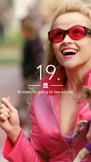 2 1/2 Weeks Until I Become  A Law Student