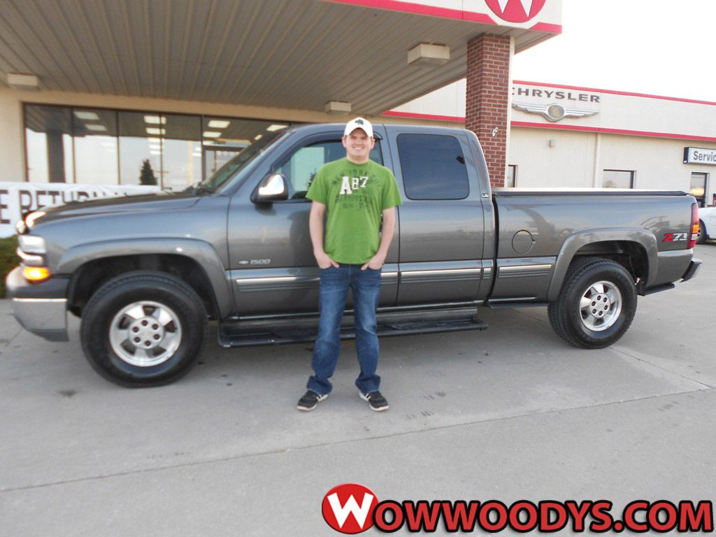 Michael Julo from Atchison, Kansas purchased this 2002