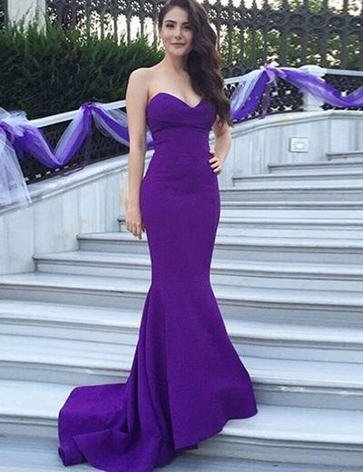 Cheap Purple Dresses for Women