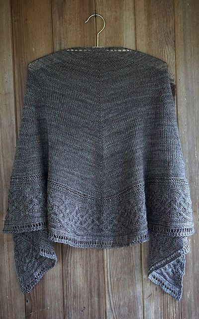 Celtic Myths Fingering A Free Knitting Pattern By Asita Krebs