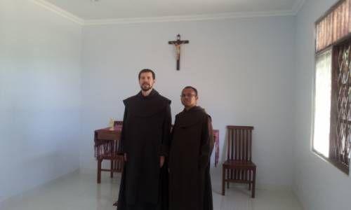 Comienza su andadura la comunidad de Dili P. Antonio González