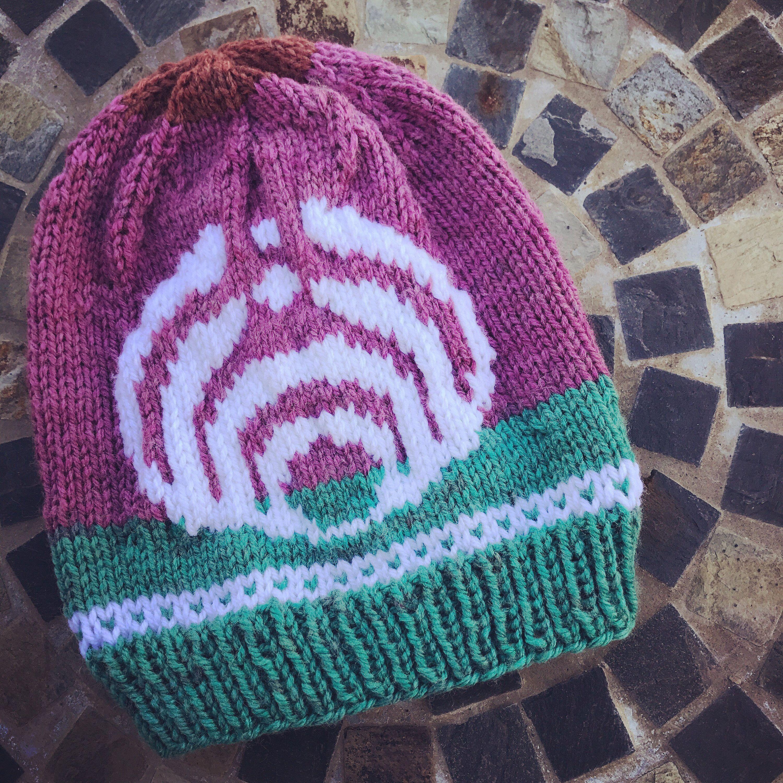 Bassnectar Beanie    knit beanie    bassdrop    basshead    knitted beanie     toque    pin hat    fitted beanie e2f8242de0c