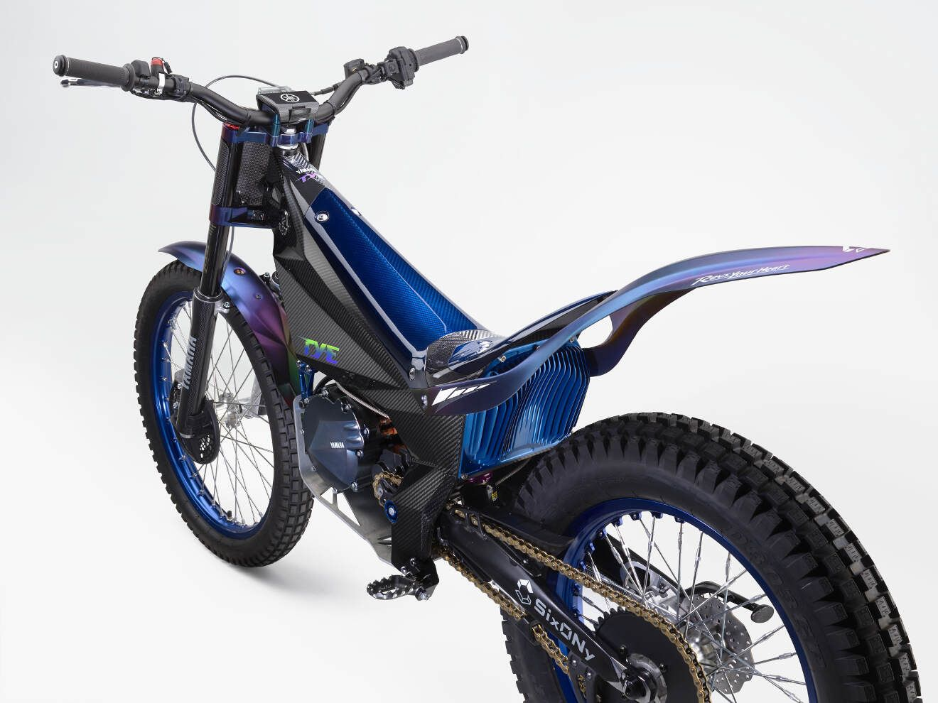 Yamaha Electric Motorcycle >> Yamaha Ty E Electric Trial Bike To Compete In Fim Trial E
