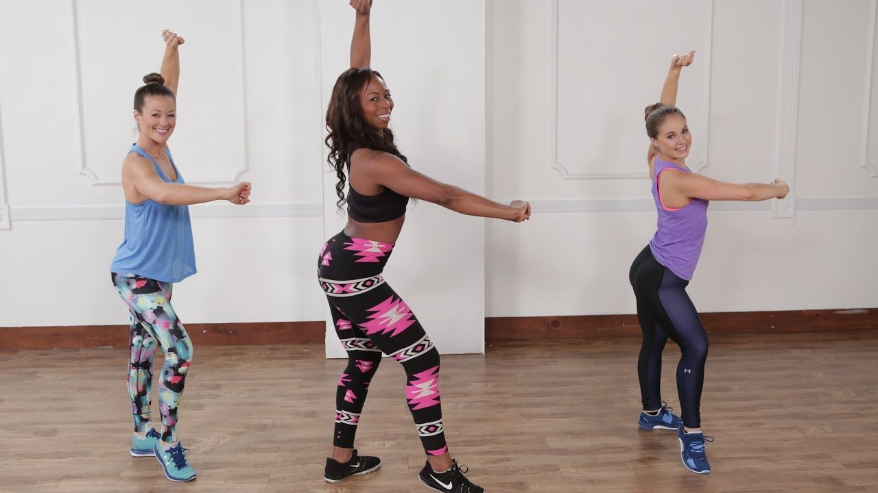 Burn 300 Calories in 30 Minutes Zumba Workout