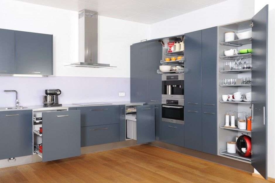 Wysoka Zabudowa 10 Sprytnych Sposobow Na Przechowywanie Kitchen Cabinets Kitchen Home Decor