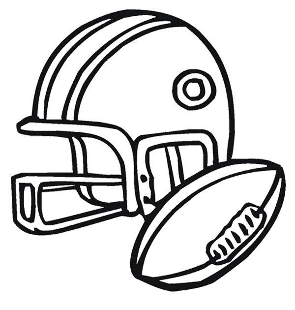 football helmet american coloring page kids coloring pages football coloring pages sports. Black Bedroom Furniture Sets. Home Design Ideas