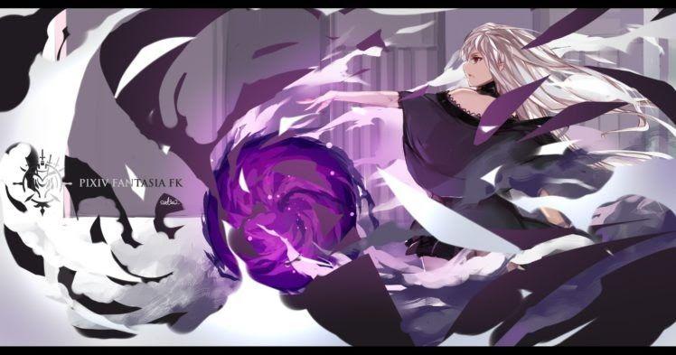 13 Anime Characters Hd Wallpapers Swd3e2 Anime Girls Pixiv Fantasia White Hair Long Hair Download Anime Colorful Or In 2020 Anime Character Wallpaper Female Anime