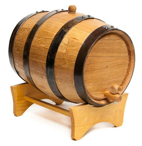 5 Liter Oak Barrel Oak Barrel Barrel Home Brew Supplies