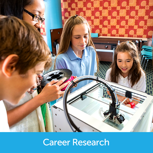 Explore future career paths with free online courses for middle and