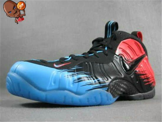 0a04335f550 ... sale nike air foamposite pro cool 2017 nike air foamposite pro spider  man basketball shoe 5966b