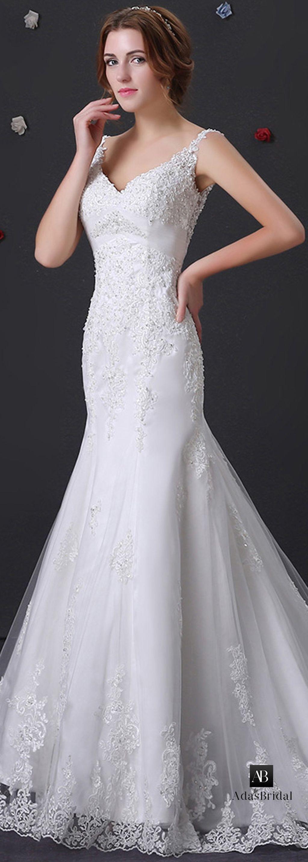 99 wedding dresses   Beautiful Princess Mermaid Wedding Dress Ideas  Mermaid wedding