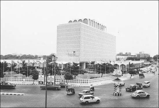Continental Hotel , Karachi 1964  | KARACHI CITY PICTURES