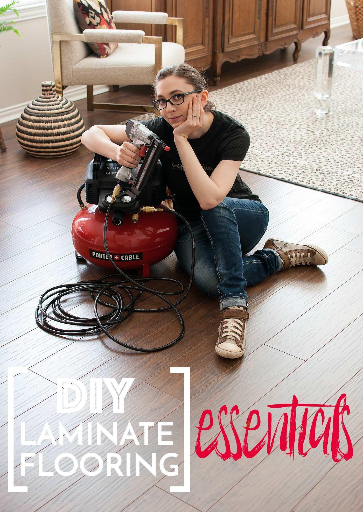 DIY Laminate Flooring Essentials Laminate flooring