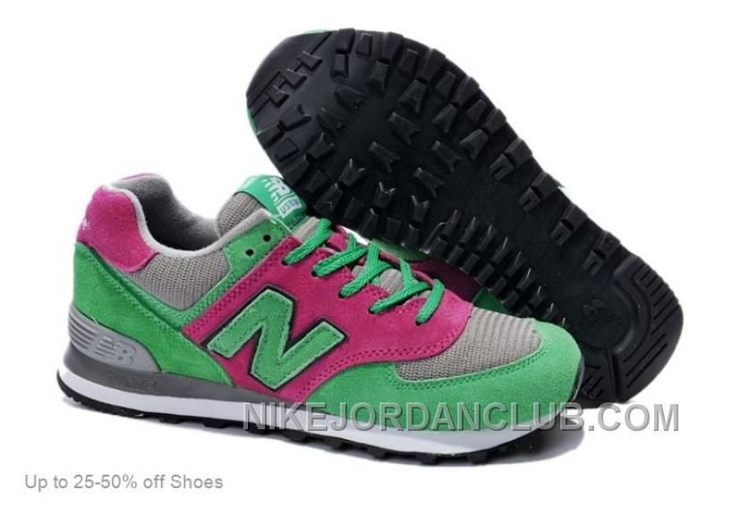 new balance 574 purple grey christmas
