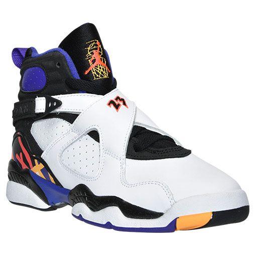Air Jordan Retro 8 Basketball Shoes