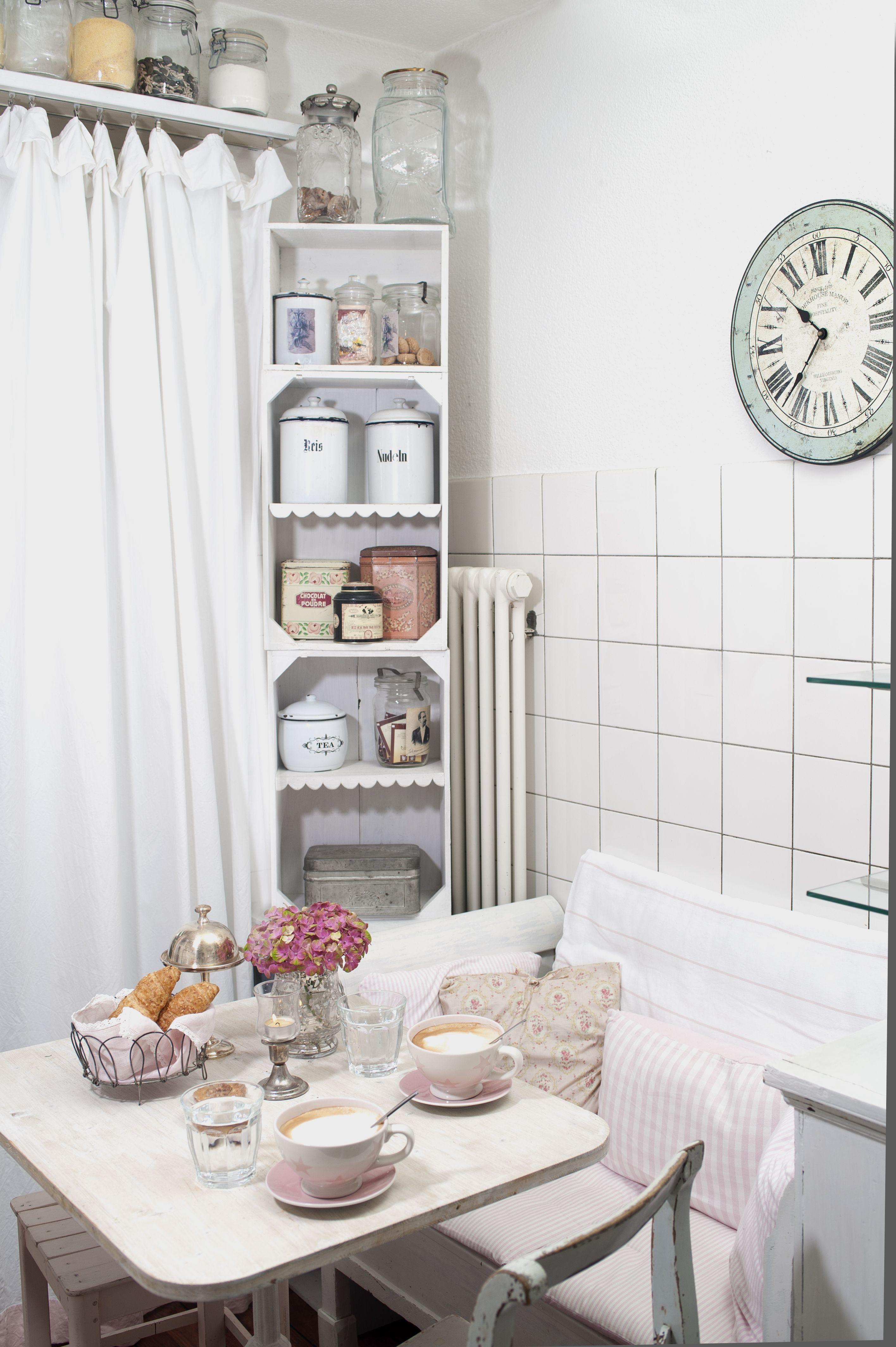 Bild aus dem Buch UNIKATUM Iris Polin Meine Küche Foto: Delussu ...