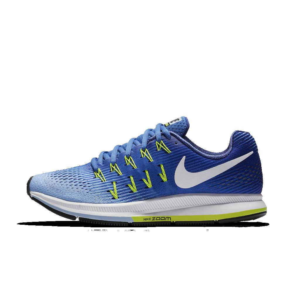 top fashion 47f91 ad6d5 Nike Air Zoom Pegasus 33 Women's Running Shoe Size 7.5 (Blue ...