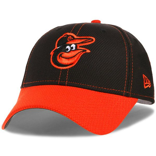 new product 1af68 b63b6 Men s Baltimore Orioles New Era Black Orange Fundamental Tech Diamond Era  9FORTY Adjustable Hat, Today s Sale Price   17.99 - You Save   5.00