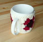 Ravelry: Granny Square Mug Cosy pattern by Earth and Sky
