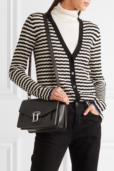94a7833046 Proenza Schouler - Hava leather shoulder bag in 2019 | Handbags ...