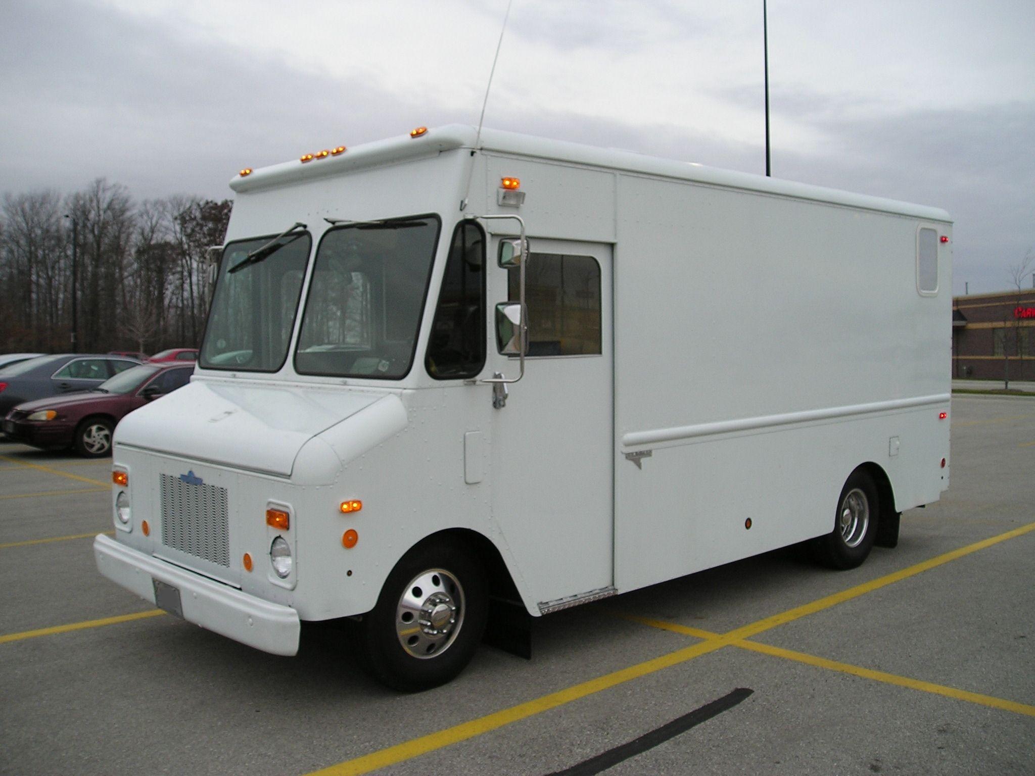 Project Grumliner Cargo Van Conversion Camper Steps Truck Camper