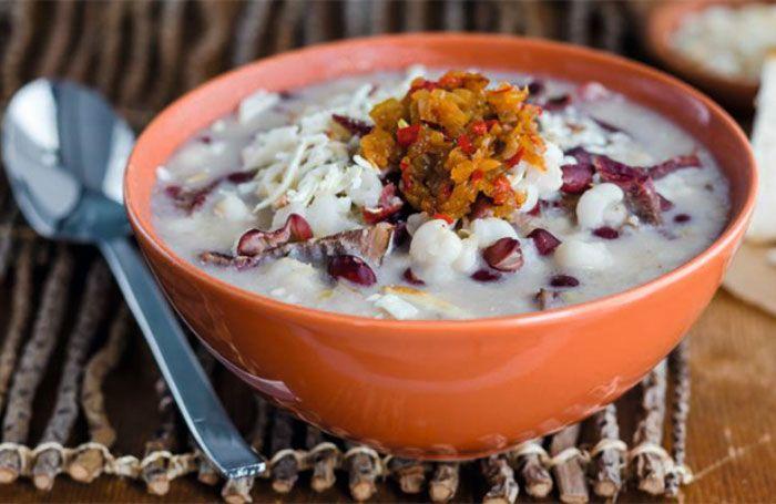 Едим дома, суп с фрикадельками