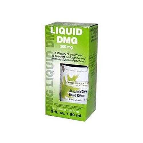 FoodScience of Vermont Liquid DMG 300 mg (1x2 fl Oz) | Cold & Flu