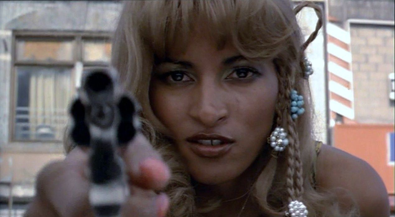 Hacked Pam Grier nude photos 2019