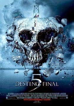 Destino Final 5 Online Latino 2011 Peliculas Audio Latino Online Final Destination Movies Movie Posters Horror Movies 2010