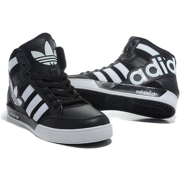 traqueteo Gimnasia atractivo  Adidas Originals City Of Love 3 Men's High Shoes Black White | Nike shoes  women, Adidas shoes women, Nike shoes huarache
