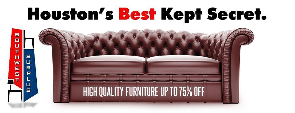 Wholesale Furniture Prices At Southwest Surplus Furniture Stores