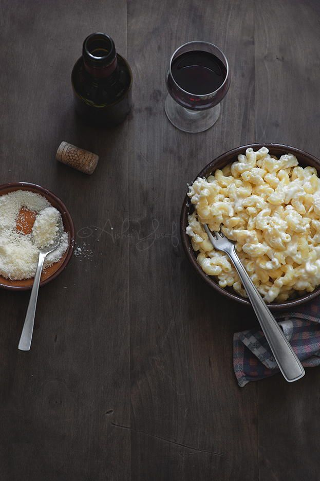 Cheesy Mac and Cheese by Aisha Yusaf on 500px