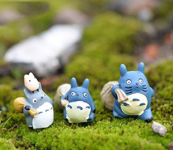 2pcs 2 cm Miniature Tortue Dollhouse Bonsai Fairy Garden Landscape