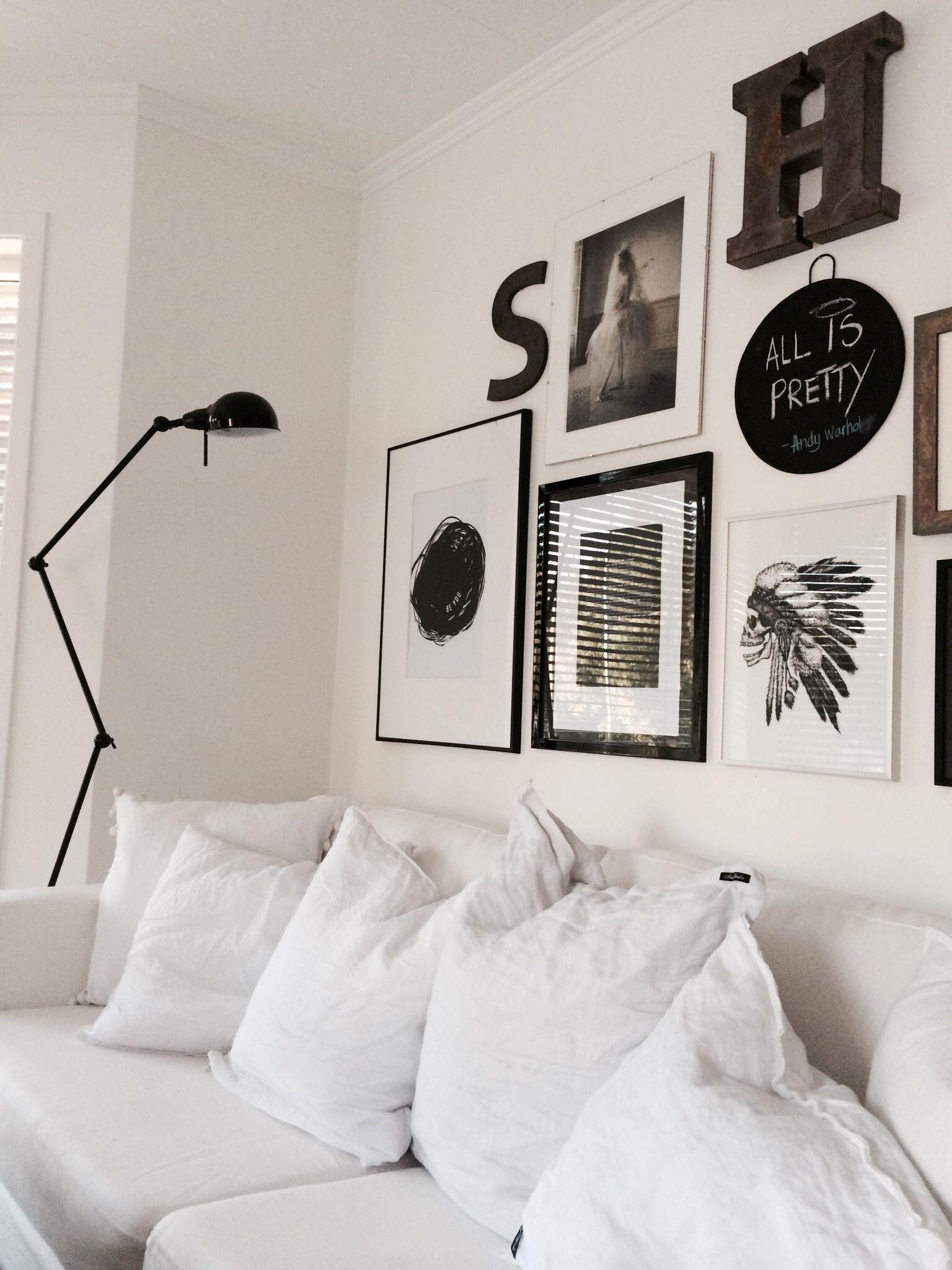 On my wall, livingroom!
