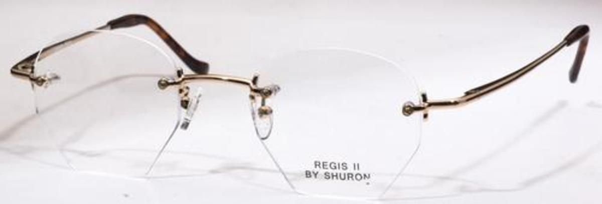 Shuron Regis II Eyeglasses Frames – 35% off Authentic Shuron glasses ...