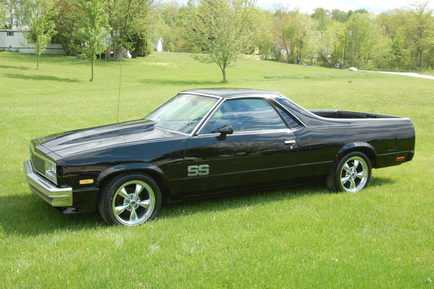 Chevy Monte Carlo Project Car For Sale