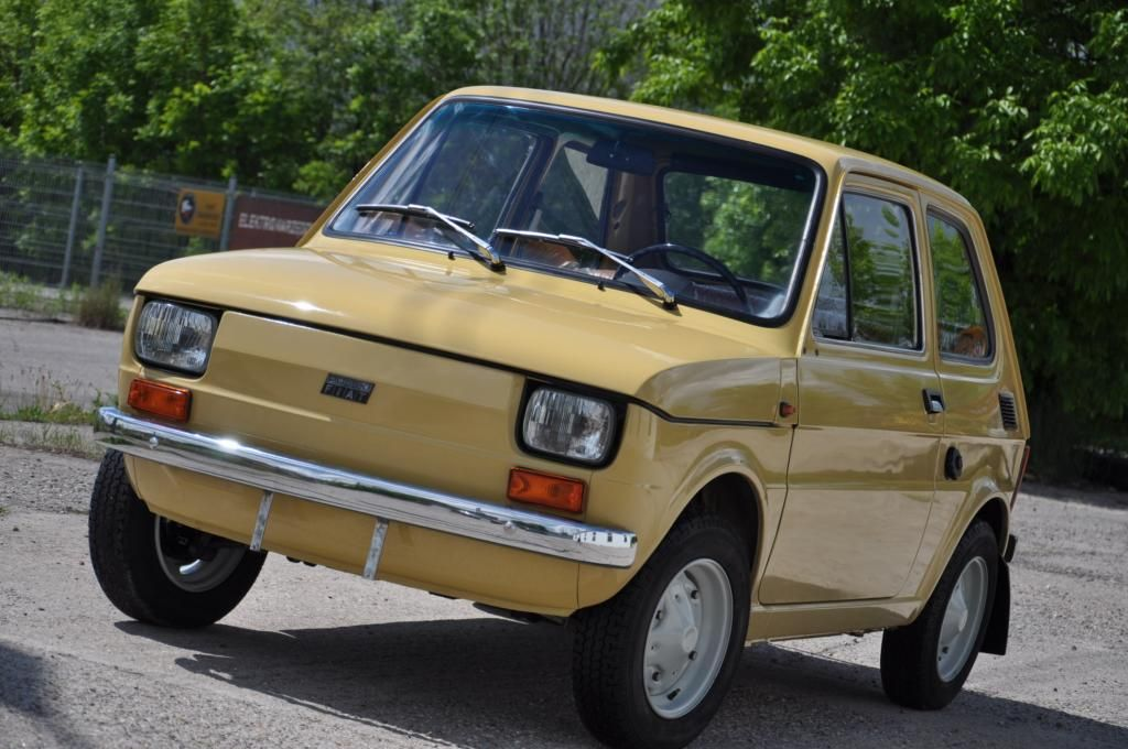 Fiat 126p 1979r Fabrycznie Nowy 101km Maluch 3267412169 Oficjalne Archiwum Allegro Fiat 126 Fiat Fiat Cars