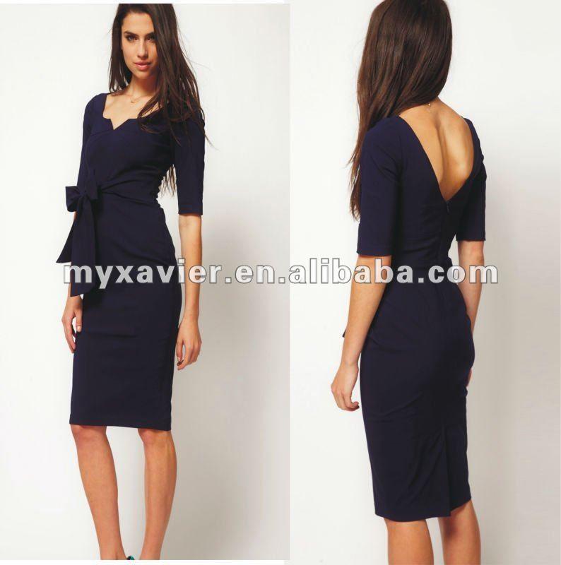 Business Clothes For Women Las Office Wear D1119