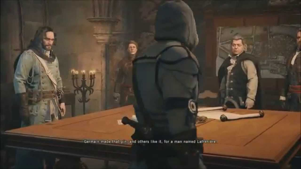 Assassins Creed Unity Gameplay Walkthrough Part 13 Sequence 6 Memory 1 With Images Assassins Creed Unity Assassins Creed Creed