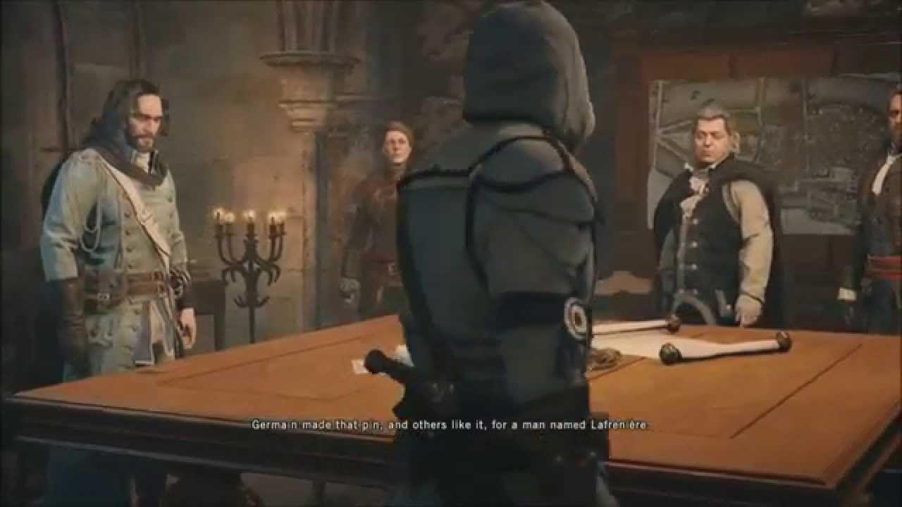 Assassins Creed Unity Gameplay Walkthrough Part 13 Sequence 6