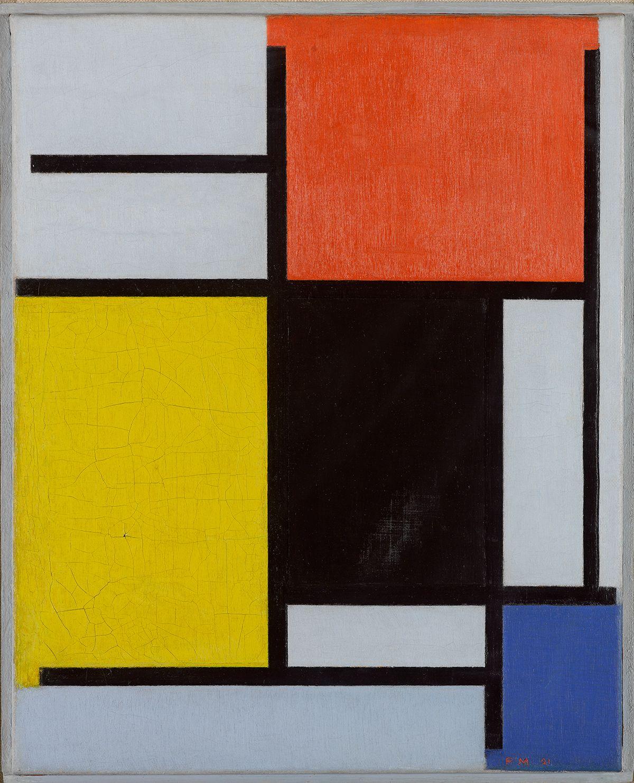 Het ongekende leven van Piet Mondriaan - National Geographic ...